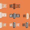 Mr. D Math Live Logo